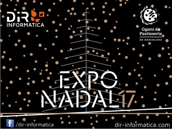 DIR Informática un año más con el sector Pastelero en la feria EXPO NADAL 2017
