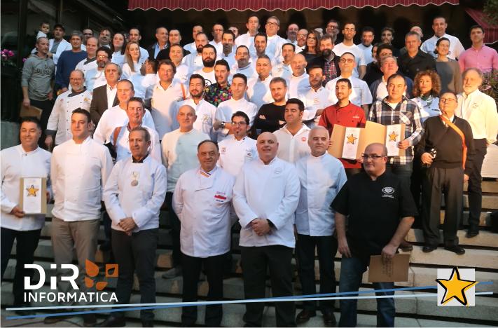 """""""Estrellas DIR-Informàtica"""", a las 83 mejores Panaderías de España."""