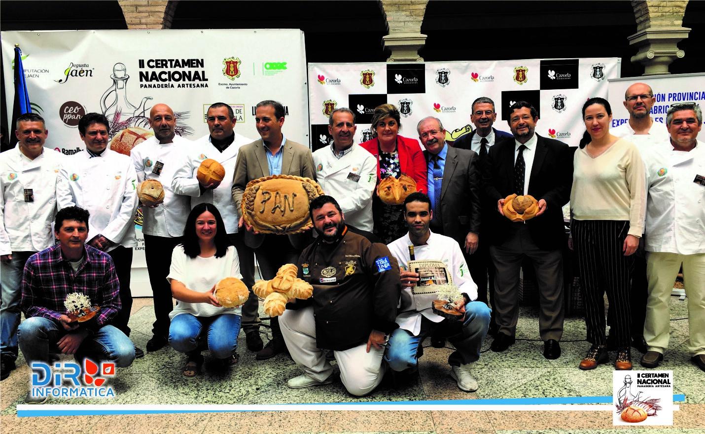 II Certamen Nacional de Panadería Artesana de Cazorla