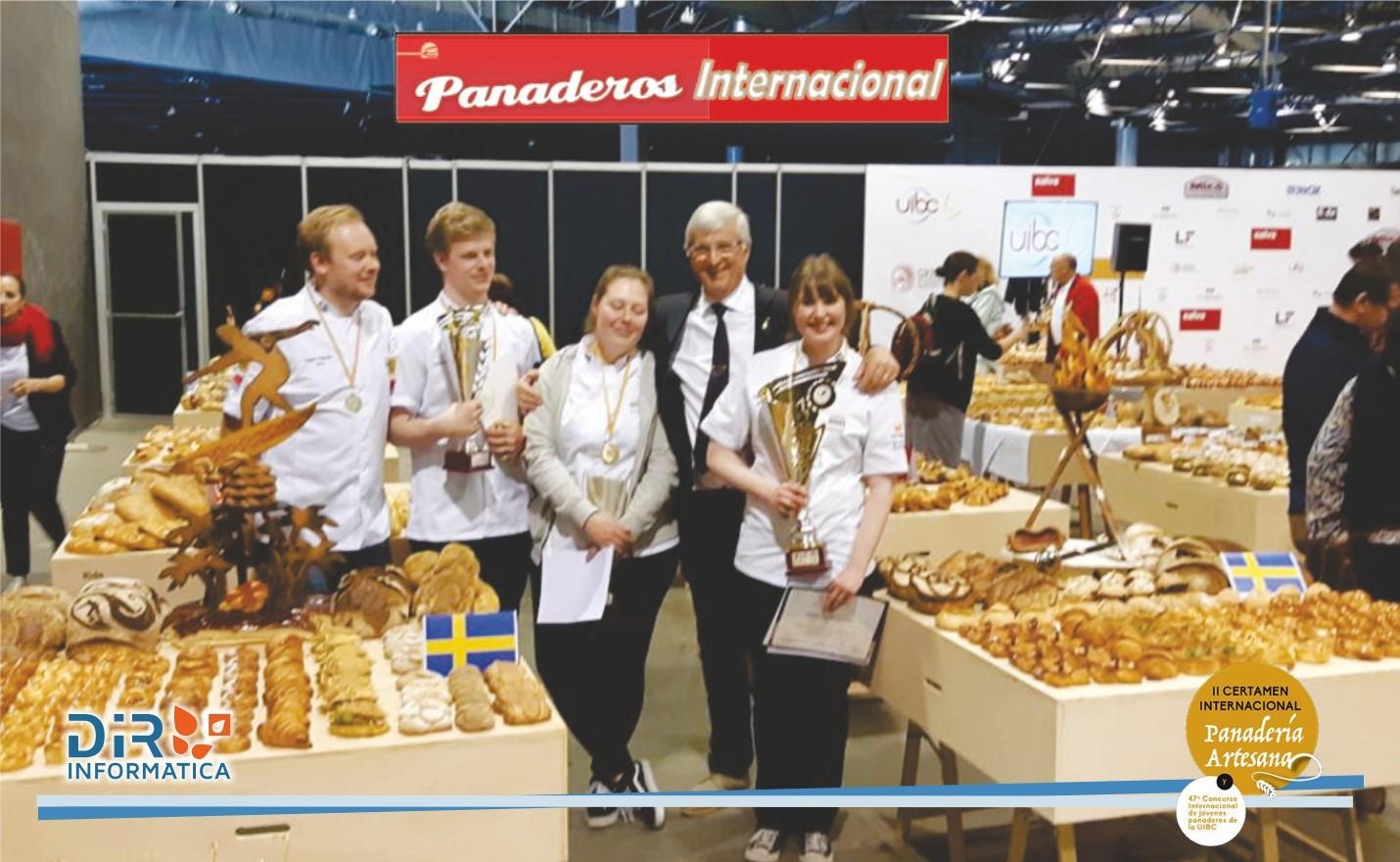 II Certamen Internacional de Panadería – 47º Campeonato Internacional de Jóvenes Panaderos