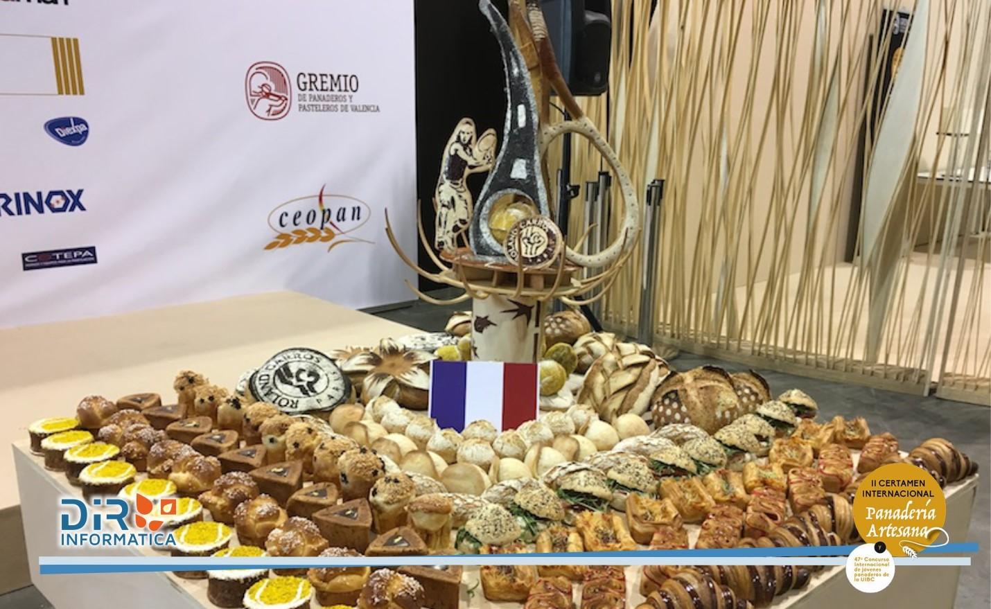 II Certamen Internacional de Panadería - 47º Campeonato Internacional de Jóvenes Panader@s