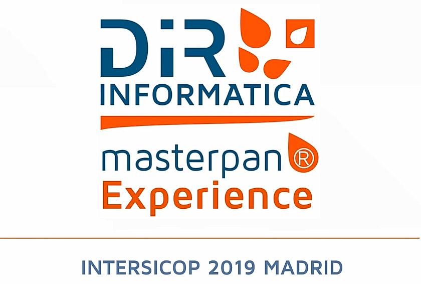 Primer masterpan® EXPERIENCE en INTERSICOP 2019